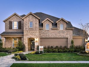 Highland Homes in Sandbrock Ranch