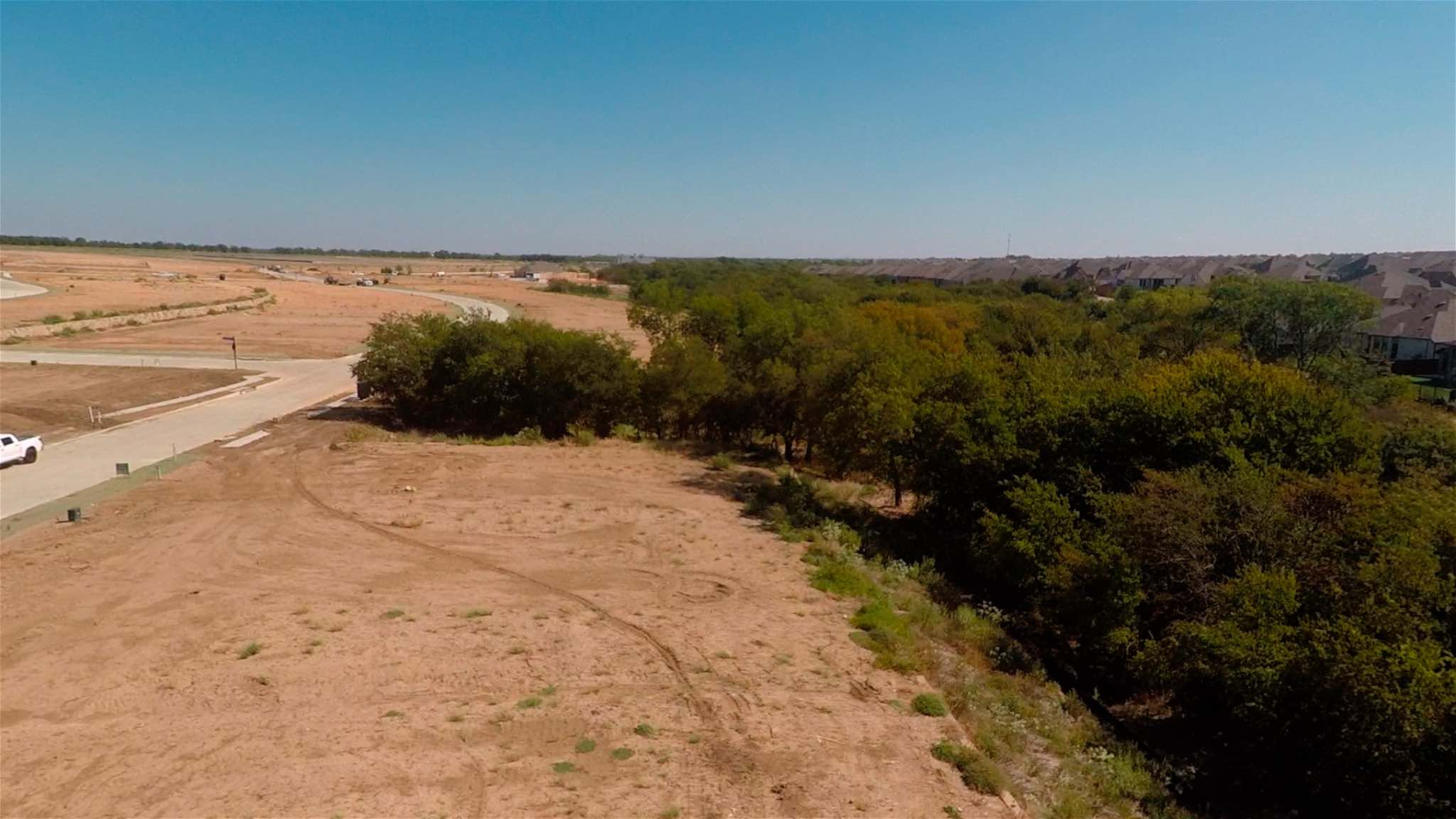 Sandbrock Ranch Creek Lots