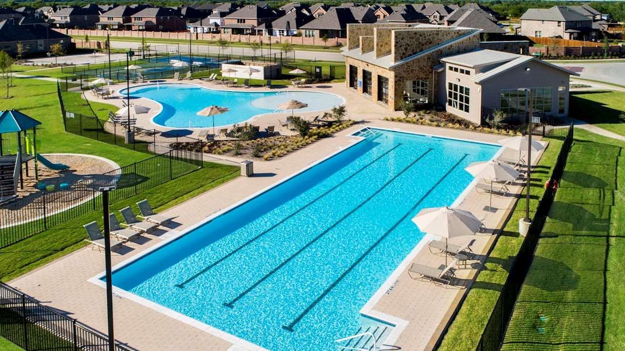 creeks of legacy pool