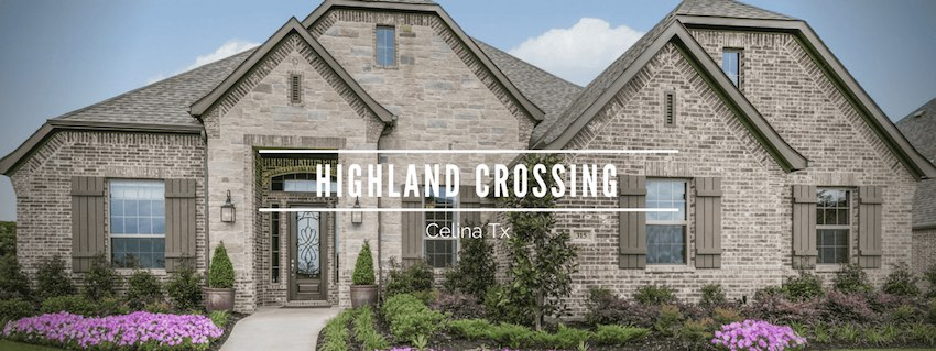 Highland crossing in celina tx