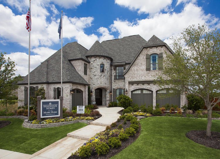 Shaddock Homes In Light Farms Celina Texas