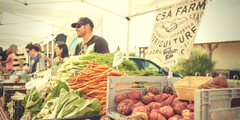 Light Farms Celina Texas Farmers Market