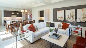 Taylor Morrison Homes at sweetwater in Light Farms