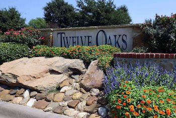twelve oaks in celina texas
