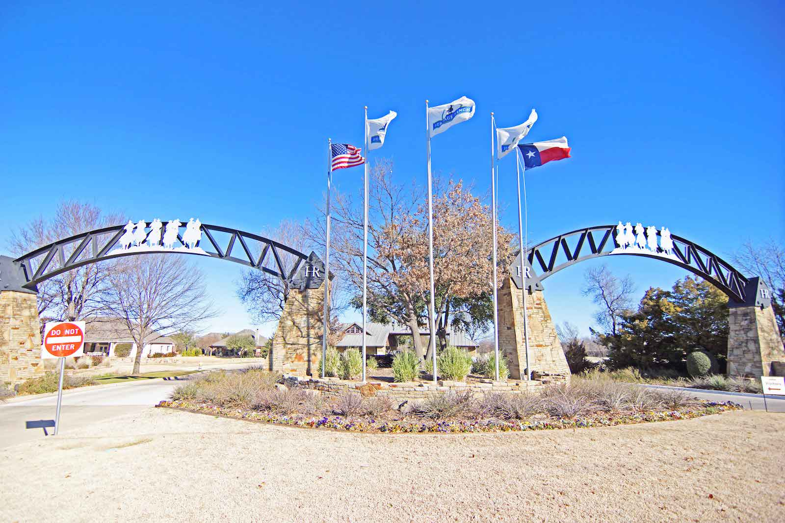 Heritage Ranch Entrance