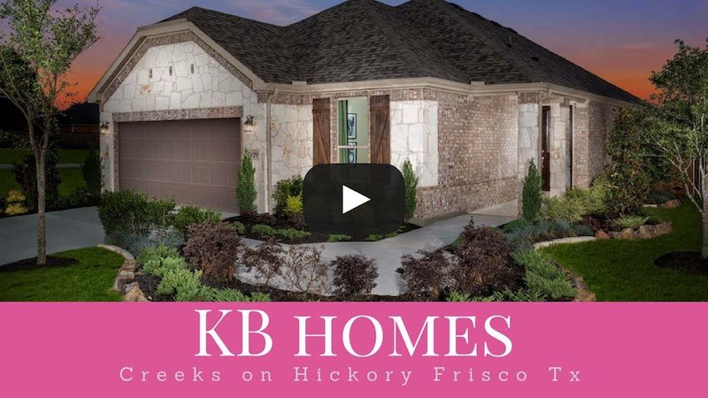 creeks on hickory by kb home