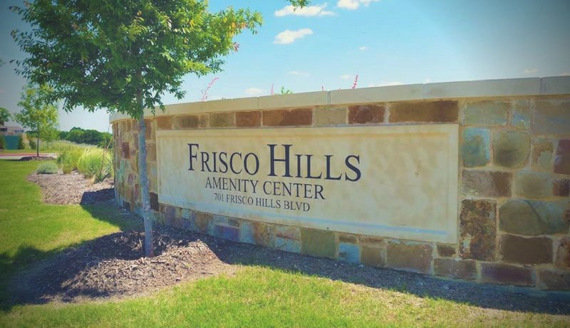 Frisco Hills in Little Elm Texas