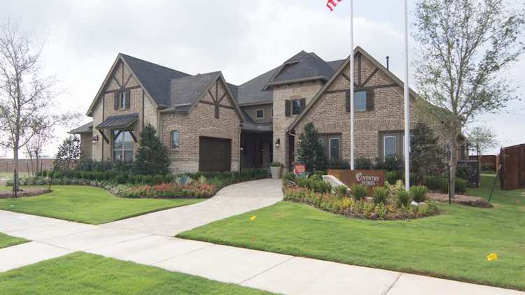 Coventry Homes In Hollyhock