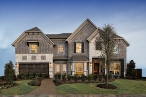 Landon Homes in Richwoods
