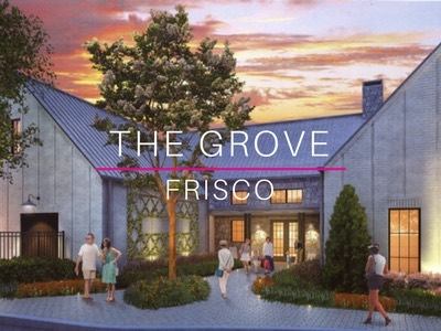 The grove in frisco texas