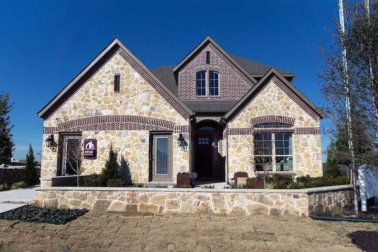 MI Homes at Park Ridge in mckinney tx