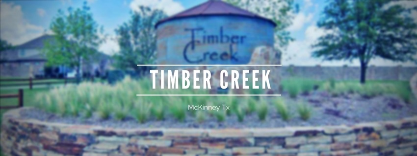 Timber Creek in McKinney Texas