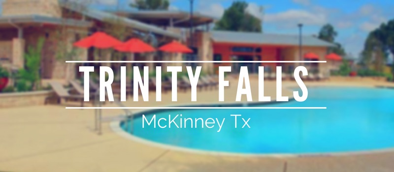 homes for sale in trinity falls