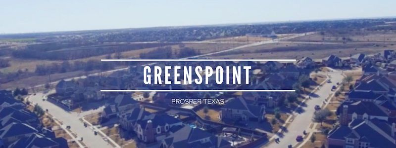 Greenspoint in prosper