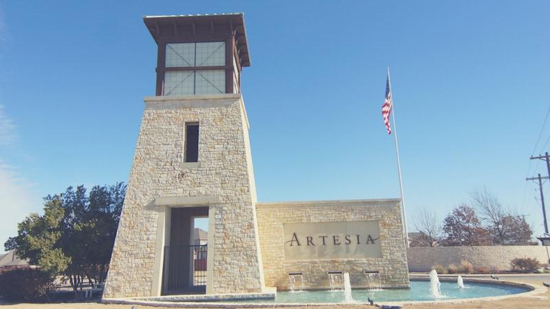 Artesia Prosper Tx