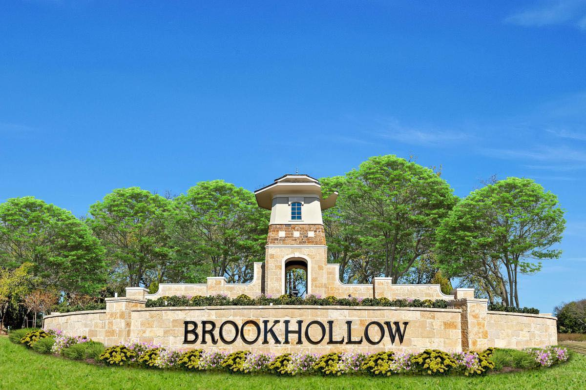 Lakewood At Brookhollow homes for sale in Prosper Tx