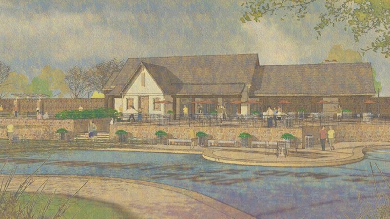 Lakewood at Brookhollow   Prosper Texas Rendering