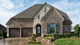 Darling Homes In Lakewood at brookhollow