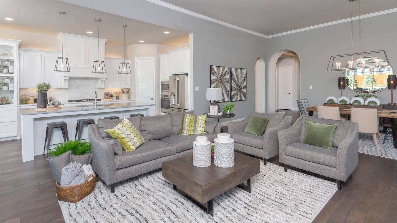 the britton model at lakewood - family
