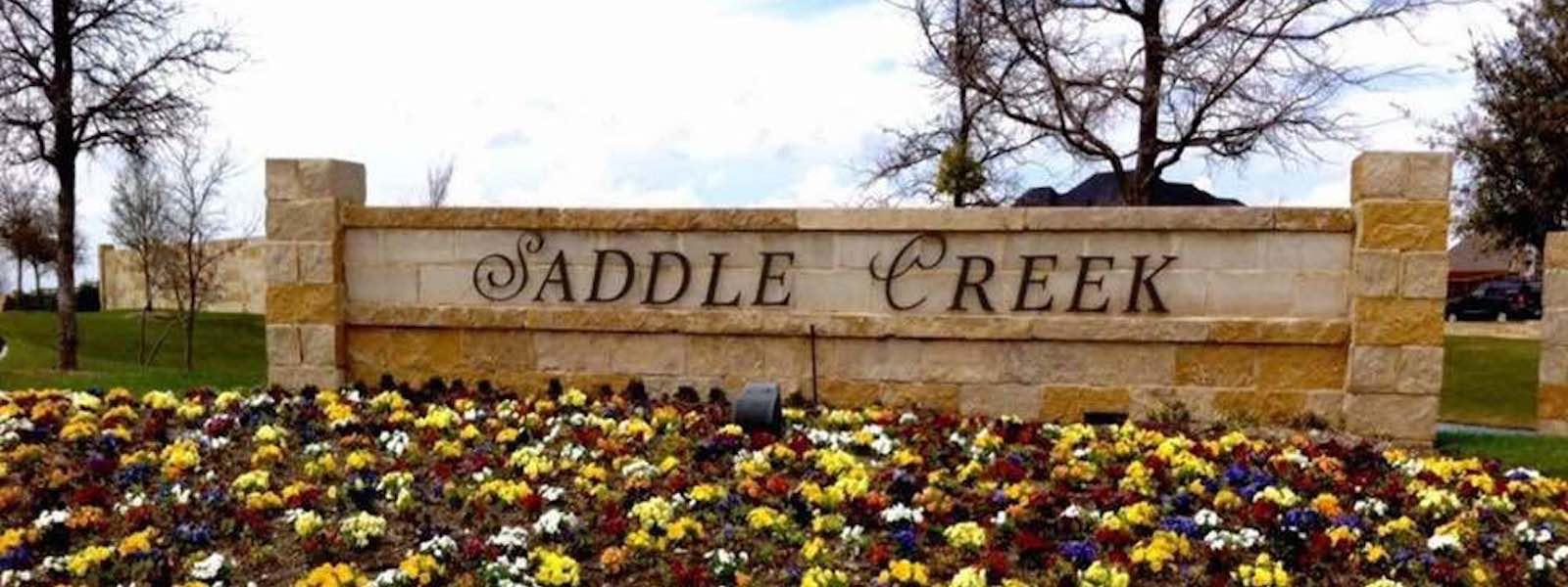 saddle creek prosper tx
