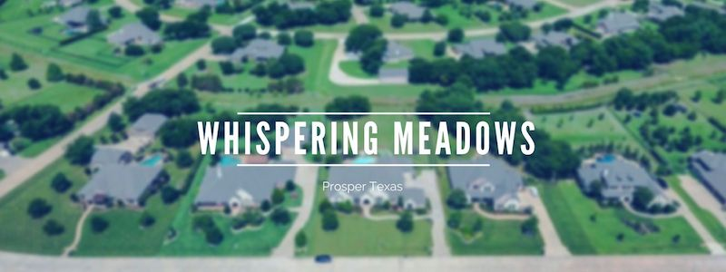 whispering meadows homes for sale