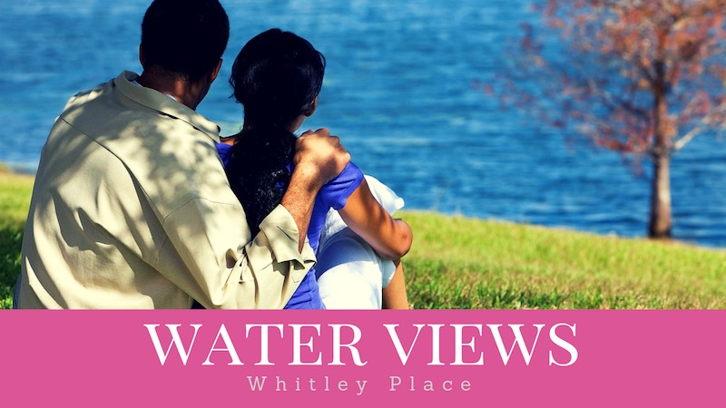 whitley place homes on the water