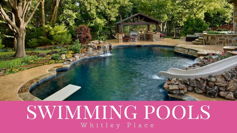 whitley place homes for sale with pools