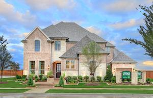 Drees Homes in windsong ranch