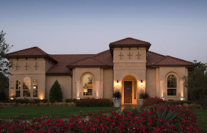 Toll Brothers Homes in windsong ranch
