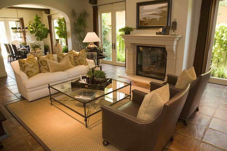 Fall Staging A Home
