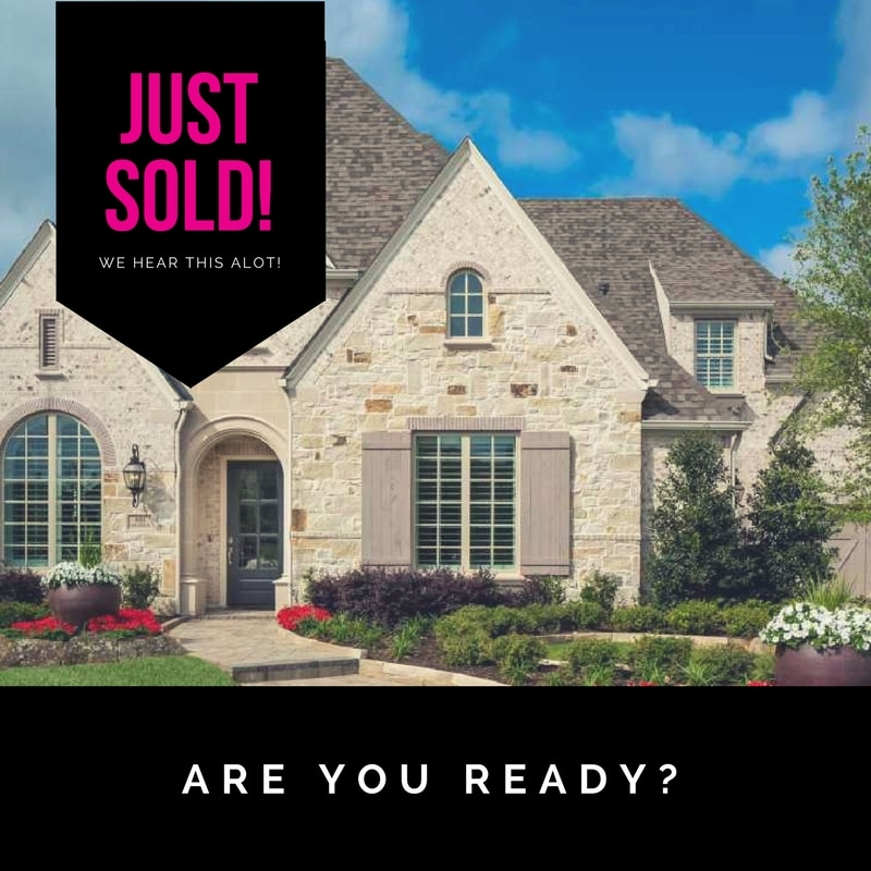 Home Selling Process in Prosper Tx