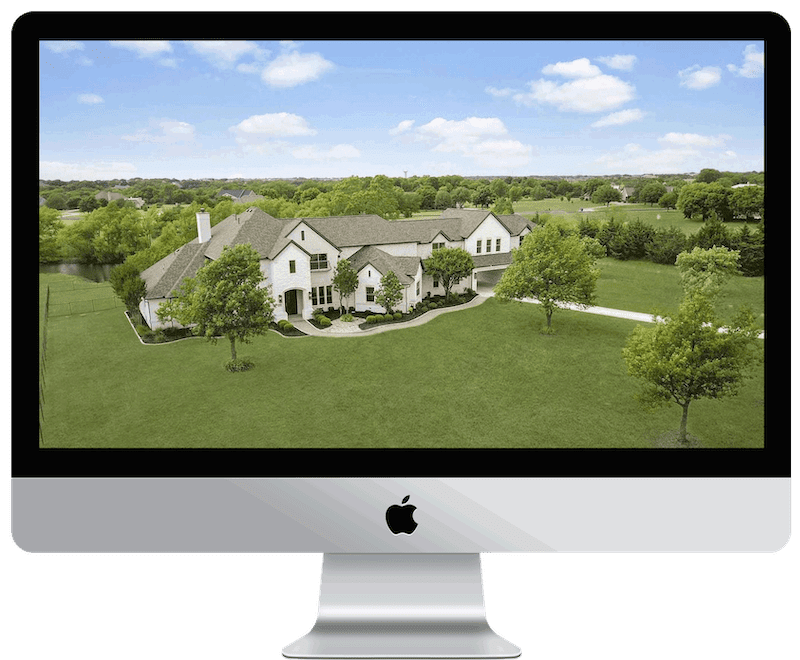 A stunning Prosper Tx home for sale