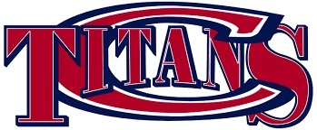 Centennial High School Titans Logo