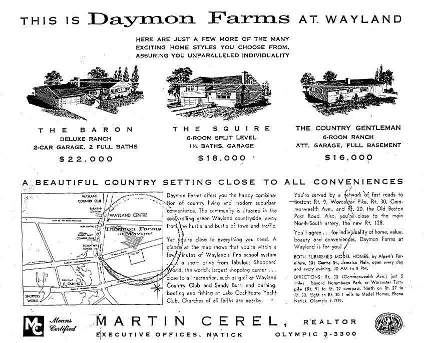 Daymon Farms Overview