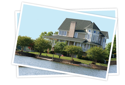 Waterfront Homes Property