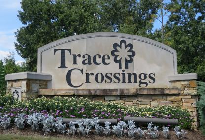 Trace Crossings