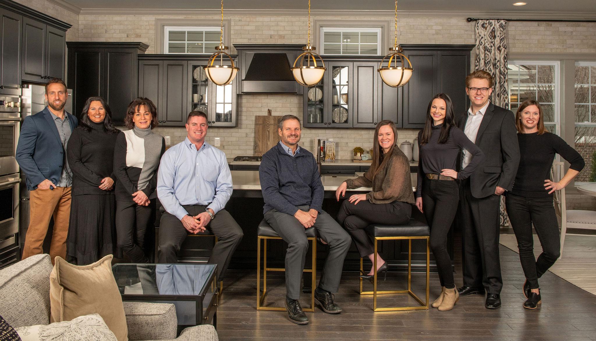 The Kevin Hildebrand Team