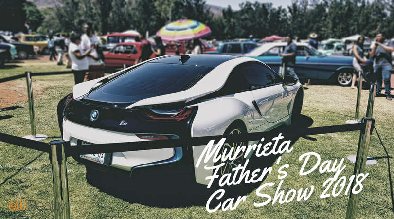 Murrieta Fathers Day Car Show - Chino hills car show