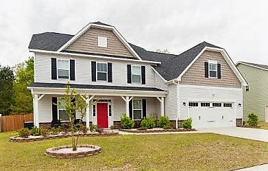 Turnberry Raeford NC Homes