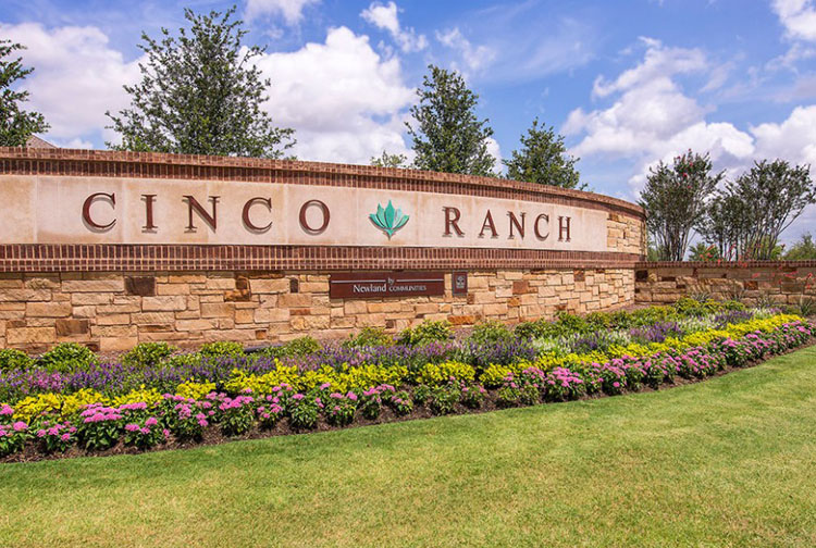 cinco ranch no credit check home
