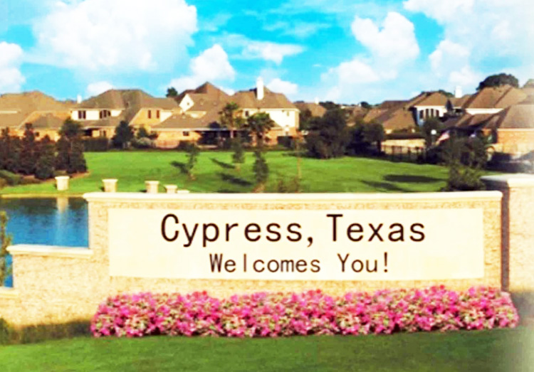 cypress no credit check homes