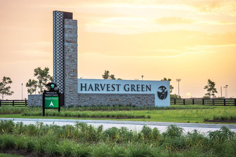 harvest green no credit check homes
