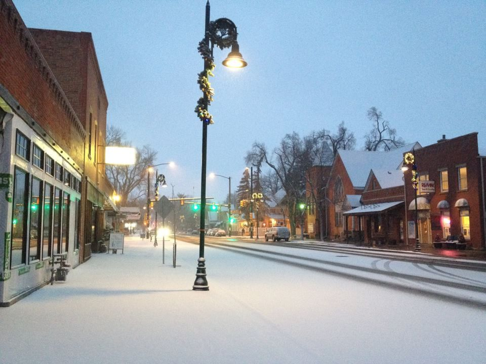 Downtown Berthoud