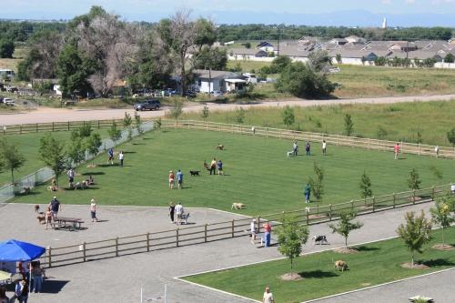 Freedom Park, Evans