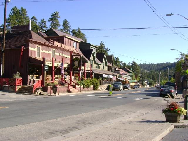 Downtown Evergreen