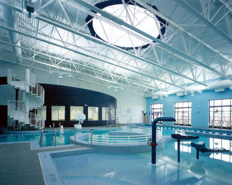 Fort Lupton Rec Center Pool