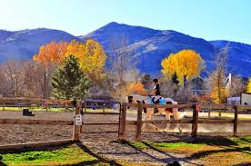 Equestrian Center in Ken Caryl Ranch