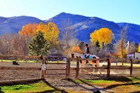 Equestrian Center in Ken Caryl Ranch
