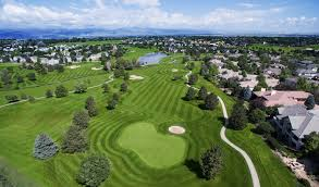 Indian Peaks Golf Course in Lafayette