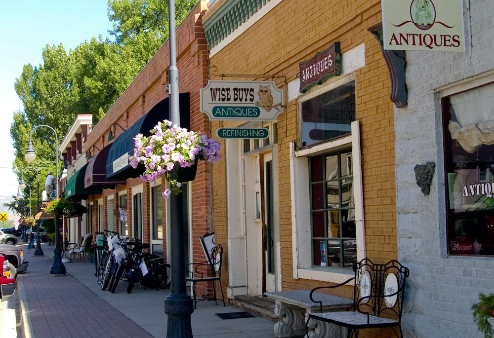Historic Old Town Niwot